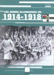 Les Armes Allemandes En 1914-1918