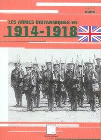 Les Armes Britanniques En 14-18
