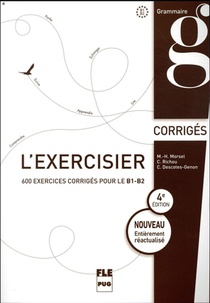 L'exercisier; Corriges Des Exercices
