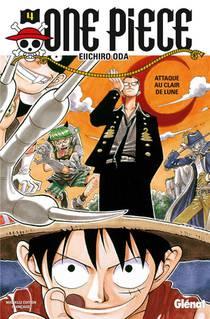 One Piece - Edition Originale T.4 ; Attaque Au Clair De Lune