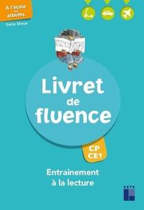 Livret De Fluence Cp - Serie Bleue