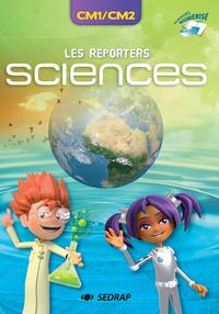 Reporters Sciences 10 Manuels + Version Numerique