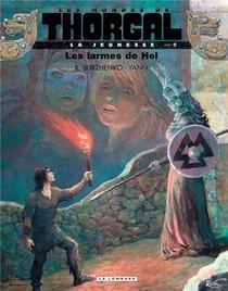 Les Mondes De Thorgal - La Jeunesse De Thorgal T.9 ; Les Larmes De Hel