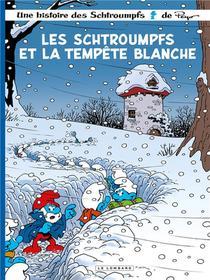 Les Schtroumpfs T.39 ; Les Schtroumpfs Et La Tempete Blanche