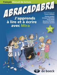 Abracadabra - J Apprends A Lire Avec Mira Manuel De Lecture