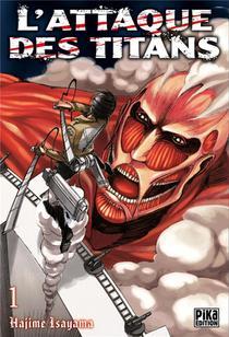 L'attaque Des Titans T.1