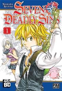 Seven Deadly Sins T.1