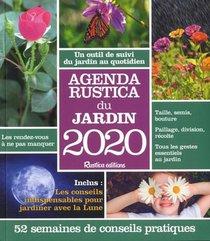 Agenda Rustica Du Jardin 2020