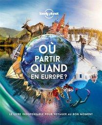 Ou Partir Quand ? Europe (edition 2020)