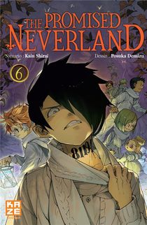 The Promised Neverland T.6