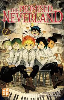 The Promised Neverland T.7