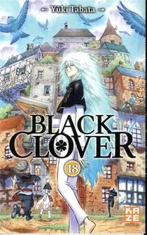 Black Clover T.18