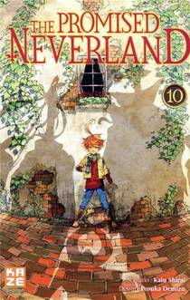 The Promised Neverland T.10