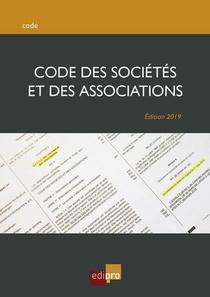 Code Des Societes Et Des Associations (edition 2019)