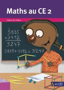 Maths Au Ce2 Cahier De L'eleve (lot De 5 Ex.)