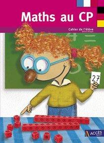 Maths Au Cp Bilingue Cahier De L'eleve (lot De 5 Ex.)
