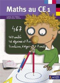 Maths Au Ce1 Bilingue Cahier De L'eleve (lot De 5 Ex.)