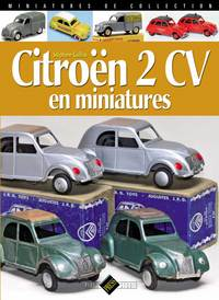 Citroen 2cv Miniatures
