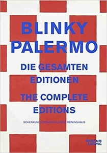 Blinky Palermo The Complete Editions /anglais/allemand