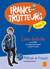 France-trotteurs Cahier D'activites Niveau 3