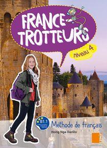 France-trotteurs Livre Niveau 4