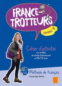 France-trotteurs Cahier D'activites Niveau 4