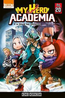 My Hero Academia T.20 ; La Fete De Yuei Commence !