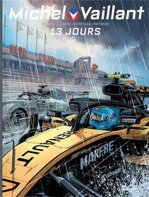 Michel Vaillant - Nouvelle Saison T.8 ; 13 Jours