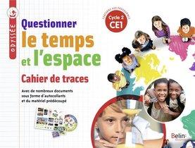 Odyssee Ce1 - Cahier De Traces 2021