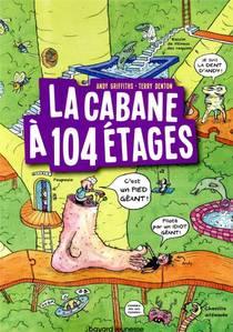 La Cabane A 13 Etages T.8 ; La Cabane A 104 Etages