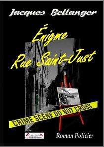 Enigme Rue Saint-just