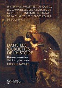 Dans Les Oubliettes De L'histoire : Quinze Nouvelles Histoires Grincantes