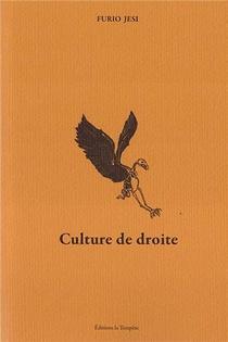 Culture De Droite