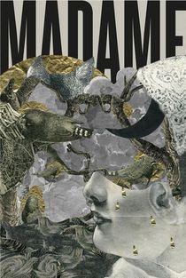 Madame Se Livre - Travaux De Collage De L'atelier A La Rue