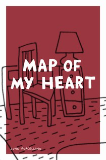 MAP OF MY HEART 2ND PRINT