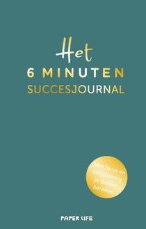 Het 6 minuten succesjournal