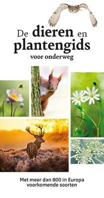 De dieren- en plantengids voor onderweg
