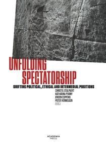 UNFOLDING SPECTATORSHIP (POD)