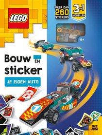 Lego - Bouw en sticker je eigen auto