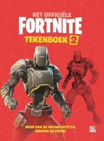 Het officiële Fortnite tekenboek