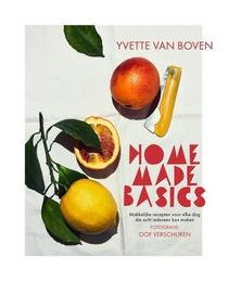 Home made basics ( gesigneerd )