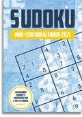 MINI SCHEURKALENDER 2021 SUDOKU  - FSC MIX CREDIT