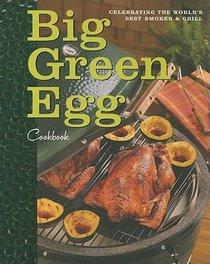 Big green egg cookbook