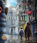 Harry Potter A Pop-up Guide to Diagon Alley and Beyond