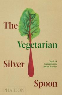 Vegetarian silver spoon