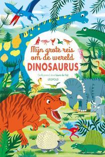 Mijn grote reis om de wereld dinosaurus