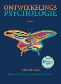 Ontwikkelingspsychologie, 8e editie met mylab nl studentencode