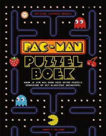 Pac-man puzzelboek