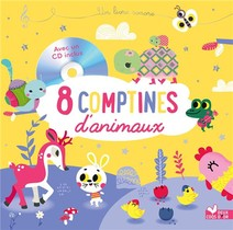 8 Comptines D'animaux