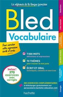 Bled ; Vocabulaire